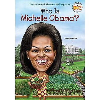 Vem är Michelle Obama?