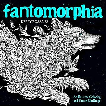 Fantomorphia: An Extreme�Coloring and Search Challenge