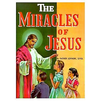 Les Miracles de Jésus: (Pack de 10)