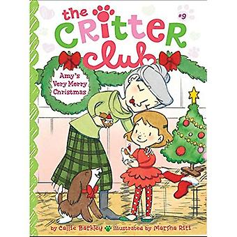 Amy's Very Merry Christmas (Critter Club)
