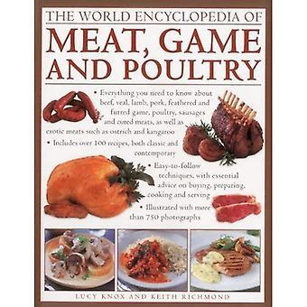 Världen encyklopedien av kött, vilt och fjäderfä