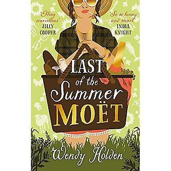 Ultimo dell'estate Moet (un romanzo di lago Laura)