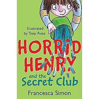 Otäckt Henry och hemliga klubben (Dolphin böcker)