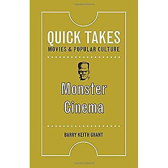 Monster Cinema (Quick Takes: Movies and Popular Culture)