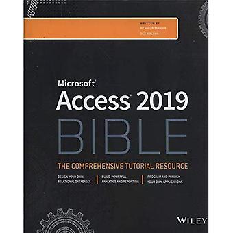 Access 2019 Bible (Bible)