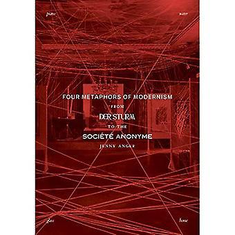 Fire metaforer for modernismen: fra Der Sturm til Société Anonyme