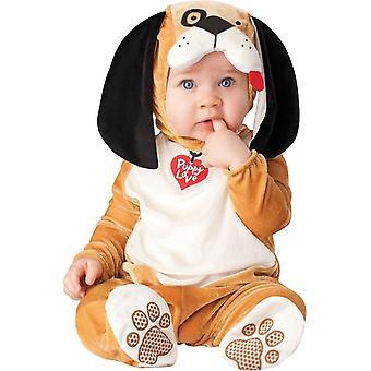 Schöne Welpen Kleinkind Kostüm