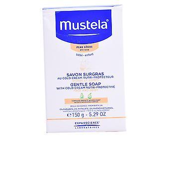Mustela Bébé Gentle Soap With Cold Cream 0% 150 Gr Unisex