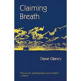 Claiming Breath by Glancy & Diane