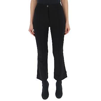 Givenchy sort silke bukser