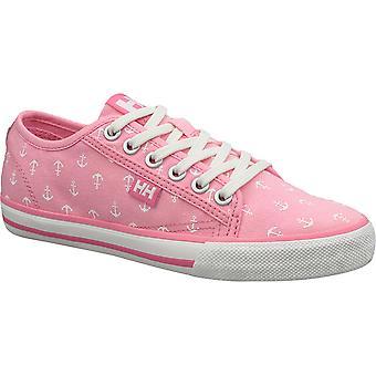 Helly Hansen W fiordo lona zapato V2 11466-185 mujeres Bamba piel