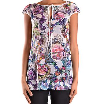 Just Cavalli Multicolor Polyester T-shirt