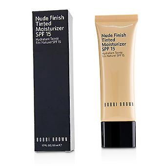 Bobbi Brown Nude Finish Tinted Moisturizer SPF 15 - # Medium To Dark Tint - 50ml/1.7oz