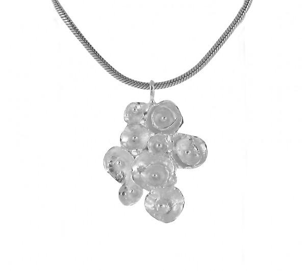 Cavendish French Rosie Posy Pendant without Chain