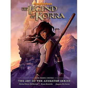 The Legend of Korra - Art of the Animated Series - Book 3 - Change by Mi