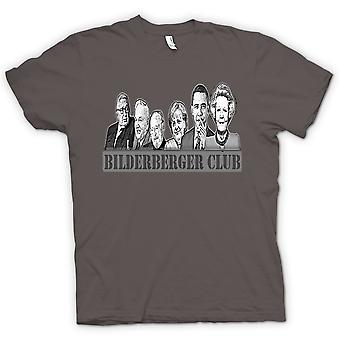 Womens T-shirt - Bildenberger Club - Weltelite