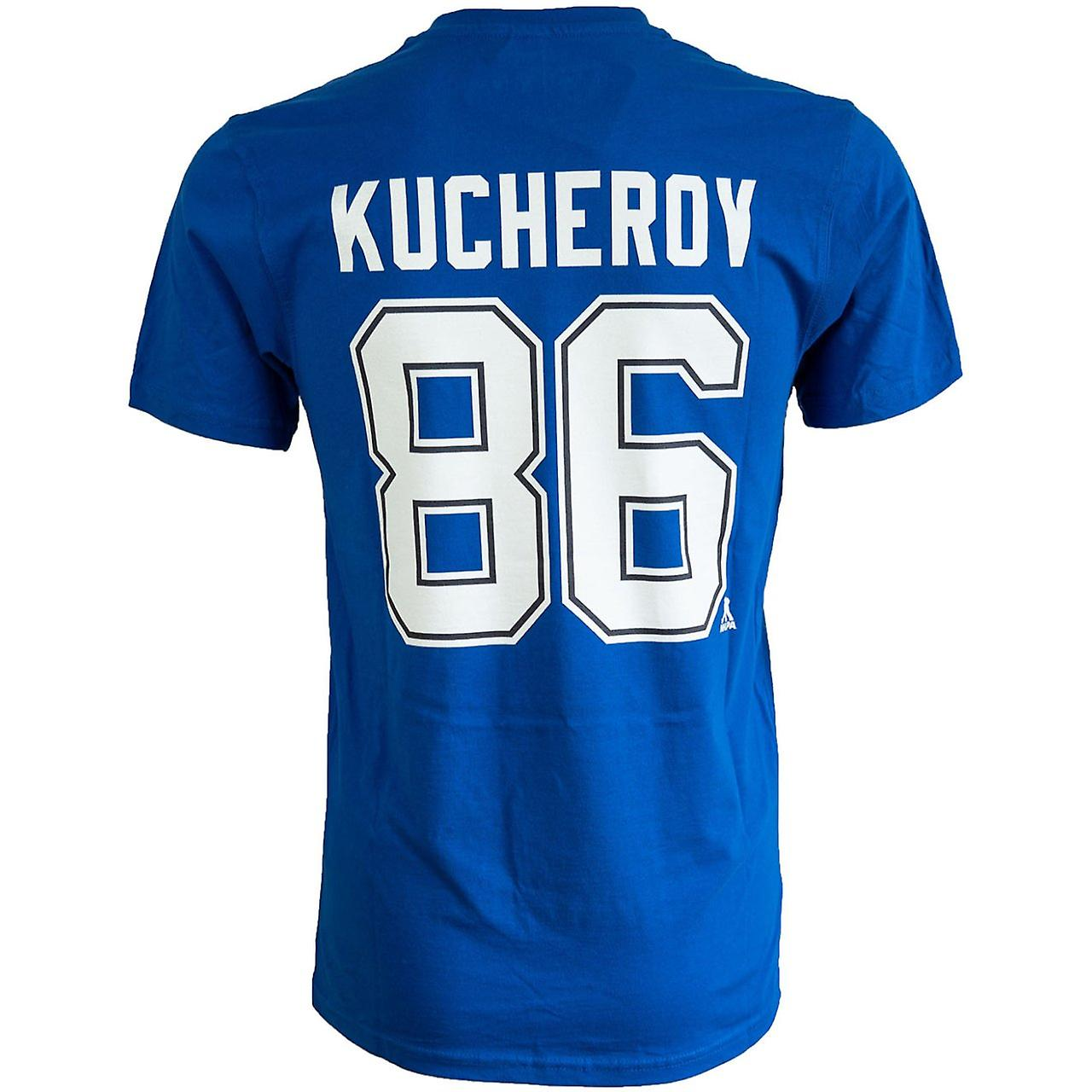 reputable site 350ba a8097 NHL T-Shirt Tampa Bay Lightning #86 Nikita Kucherov