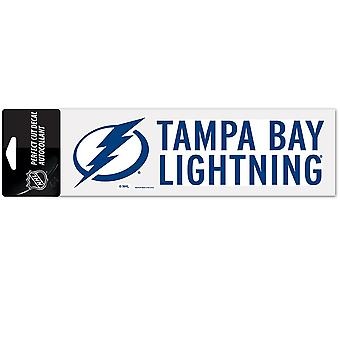 Wincraft Aufkleber 8x25cm - NHL Tampa Bay Lightning