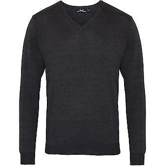 Premier - Pull tricoté V-Neck