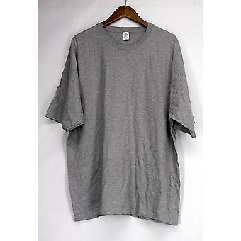 Gildan T-Shirt Men's T-Rex Graphic Kelly Green Mens