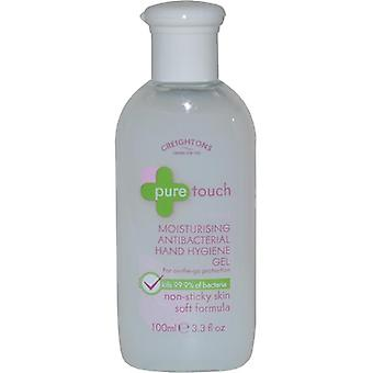 Pure Touch Antibacterial Hand Gel 100ml 100ml Pack of 6