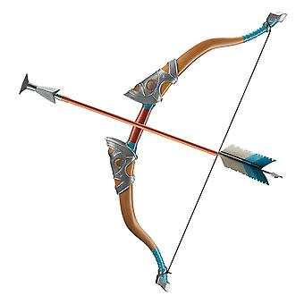 Link Breath Of The Wild Legend of Zelda Mens Costume Weapon Bow And Arrow