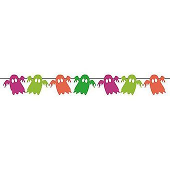 Rubie's Garland Ghosts Neon 2 (Babies and Children , Costumes)