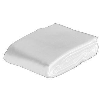 BRESSER BR-8P Polyester-Hintergrundtuch 3x6m weiß