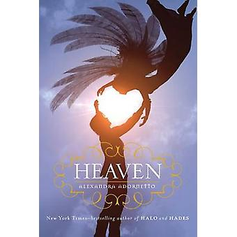 Heaven by Alexandra Adornetto - 9781250029416 Book