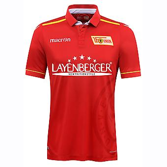 2016-2017 Union Berlin Authentic Home Match Shirt