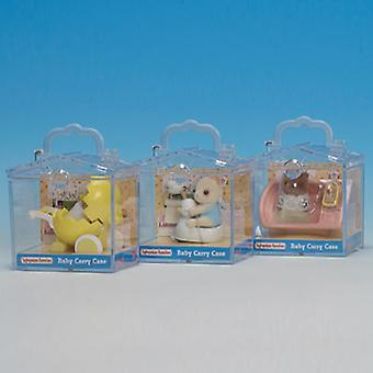 Sylvanian Families - Baby Carry Case (Assorted designs)