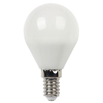 LED lamp 5 Watt E14 Globe G45 dimmable warm white