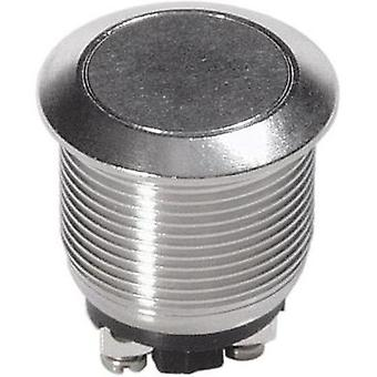 Tamper-proof pushbutton 250 Vac 5 A 1 x Off/(On) APEM