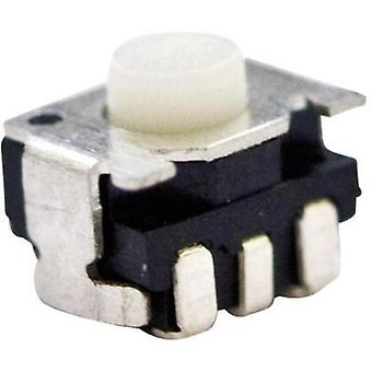 Pushbutton 24 Vdc 0.05 A 1 x Off/(On) TE Connectivity 1977066-1 momentary 1 pc(s)
