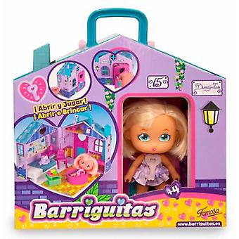 Barriguitas Casita Porta. (Toys , Dolls And Accesories , Miniature Toys , Stages)