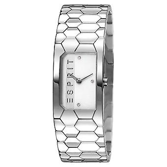 ESPRIT ladies watch bracelet watch Houston Silber ES107882001