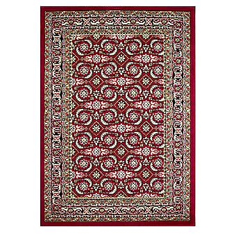 Traditional Red Living Room Rugs