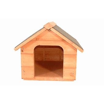 Flat Pack Shiplap hund Kennel store 91,5 cm (36