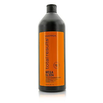 Matrix totale resultaten Mega strak Shea Butter Shampoo (voor gladheid) 1000ml/33,8 oz