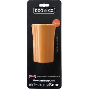 Hund & Co Nylon Dental tygge hule Marrowbone kylling 4