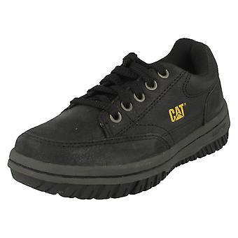 Boys Caterpillar Casual Trainers Decade