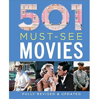 501 Must-See Movies (501 Series) (Hardcover)