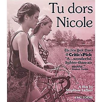 Tu Dors Nicole [Blu-ray] USA import