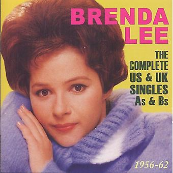 Brenda Lee - Brenda Lee: Complete Us & Uk Singles as & Bs 1956-62 [CD] USA import