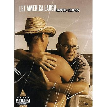 David Cross - Let America Laugh [DVD] USA import