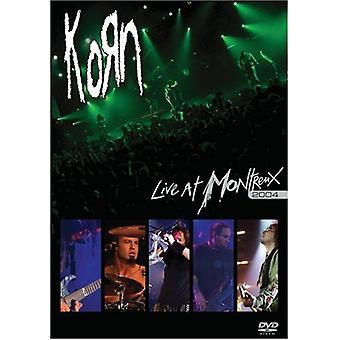 Korn - Live at importación USA de Montreux 2004 [DVD]