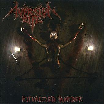 Aversion mod liv - ritualiseret mord [CD] USA import