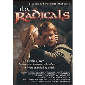 Radikaler [DVD] USA importerer