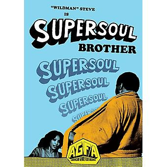 Supersoul bror [DVD] USA importerer