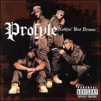 Profyle - Nothin' But Drama [CD] USA import
